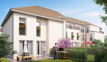 Livry-Gargan programme immobilier neuve « Le Clos de la Marquise »  (2)