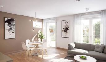 Livry-Gargan programme immobilier neuve « Le Clos de la Marquise »  (3)