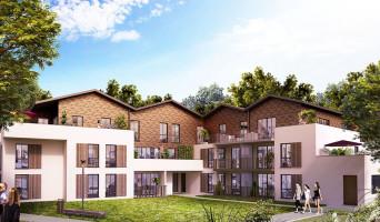 Gradignan programme immobilier neuve « Domaine de Castéra »  (2)