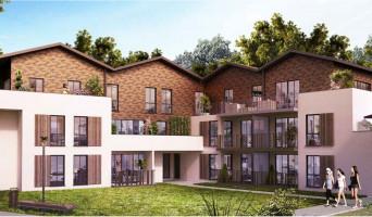 Gradignan programme immobilier neuve « Domaine de Castéra »  (3)