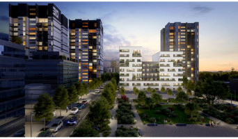 Bobigny programme immobilier neuve « Programme immobilier n°213204 »  (2)