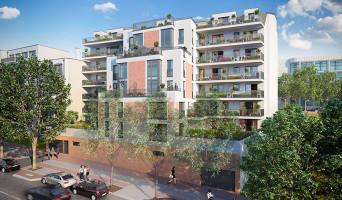 Saint-Maurice programme immobilier neuve « Panoramiq' »