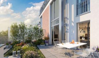 Saint-Maurice programme immobilier neuve « Panoramiq' »  (4)
