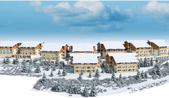 Eyne programme immobilier neuve « Les Verts Sapins »