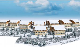 Eyne programme immobilier neuve « Les Verts Sapins »  (2)