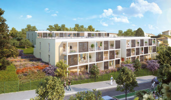 Marseille programme immobilier neuf « Via Verde » en Loi Pinel