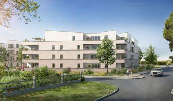 Cugnaux programme immobilier neuve « Le Parc Montesquieu »  (2)