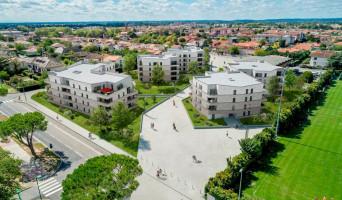 Cugnaux programme immobilier neuve « Le Parc Montesquieu »  (4)