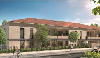 Toulouse programme immobilier neuve « Le Clos de L'Hermitage »