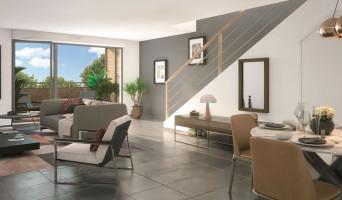 Toulouse programme immobilier neuve « Le Clos de L'Hermitage »  (2)