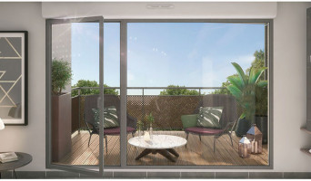 Toulouse programme immobilier neuve « Le Clos de L'Hermitage »  (3)