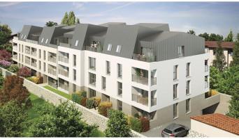 Melun programme immobilier neuve « Pallas Résidence »  (2)