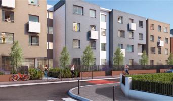 Toulouse programme immobilier neuve « L'Alexandrin »  (3)