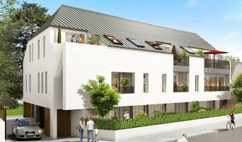 Nantes programme immobilier neuve « Kedros »