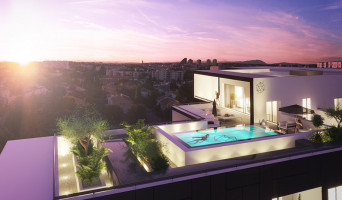 Montpellier programme immobilier neuve « Skyway »