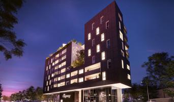 Montpellier programme immobilier neuve « Skyway »  (3)