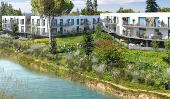 Aigues-Mortes programme immobilier neuve « Le Mas Saint Louis »