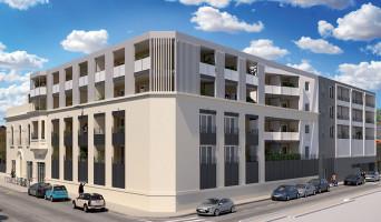 Nîmes programme immobilier neuve « Dhuoda République »
