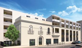 Nîmes programme immobilier neuve « Dhuoda République »  (2)