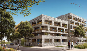 Montpellier programme immobilier neuve « Ekla »
