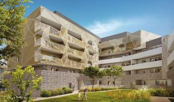 Montpellier programme immobilier neuve « Ekla »  (2)