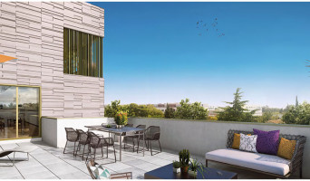 Montpellier programme immobilier neuve « Ekla »  (3)