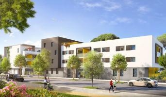 Saint-Jean-de-Védas programme immobilier neuve « L'Agora »
