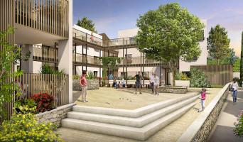 Saint-Jean-de-Védas programme immobilier neuve « L'Agora »  (2)
