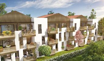 Saint-Jean-de-Védas programme immobilier neuve « L'Agora »  (3)