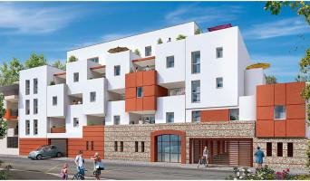 Perpignan programme immobilier neuve « Cubik »