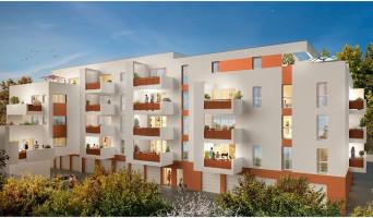 Perpignan programme immobilier neuve « Cubik »  (2)
