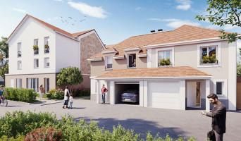 Dugny programme immobilier neuve « Les Exclusives »  (2)