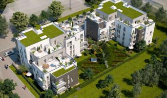 Vigneux-sur-Seine programme immobilier neuve « Parc Concorde »  (3)