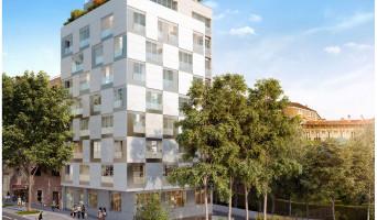 Paris programme immobilier neuve « Cubik »