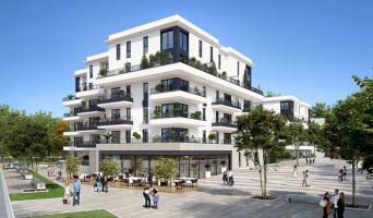 Chelles programme immobilier neuve « Les Terrasses de L'abbaye »