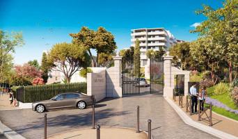 Marseille programme immobilier neuve « Respir' »