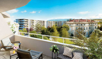 Marseille programme immobilier neuve « Respir' »  (3)