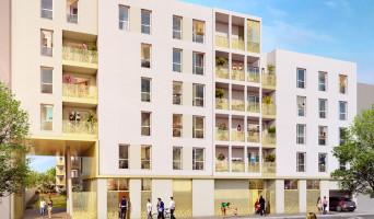 Vénissieux programme immobilier neuve « Link It »  (3)