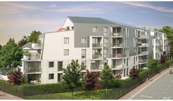 Roncq programme immobilier neuve « Clos Margaux »