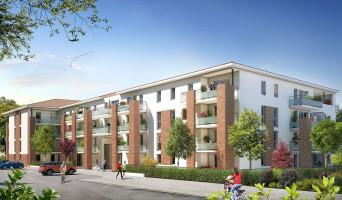 Mondonville programme immobilier neuve « Le Chantarel »