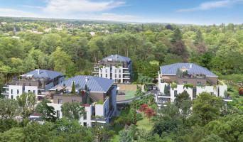 L'Étang-la-Ville programme immobilier neuve « Le Clos des Vignes »