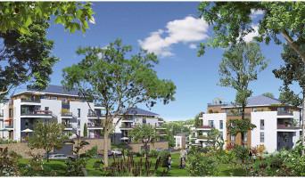L'Étang-la-Ville programme immobilier neuve « Le Clos des Vignes »  (2)