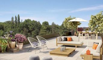 L'Étang-la-Ville programme immobilier neuve « Le Clos des Vignes »  (3)