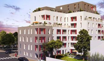 Villeurbanne programme immobilier neuve « Octavie »