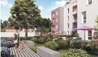 Villeurbanne programme immobilier neuve « Octavie »  (3)