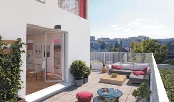 Villeurbanne programme immobilier neuve « Octavie »  (4)