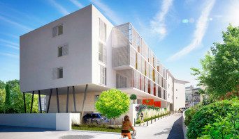 Istres programme immobilier neuve « Istres Village »
