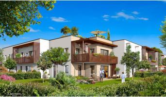 Villenave-d'Ornon programme immobilier neuve « Le Domaine de Flore »
