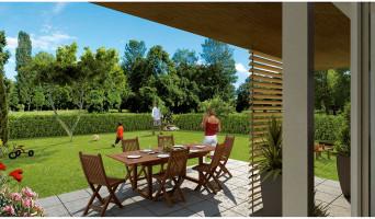 Villenave-d'Ornon programme immobilier neuve « Le Domaine de Flore »  (2)