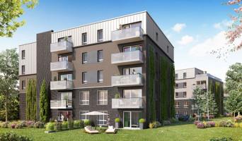 Croix programme immobilier neuve « L'Orée de Barbieux »
